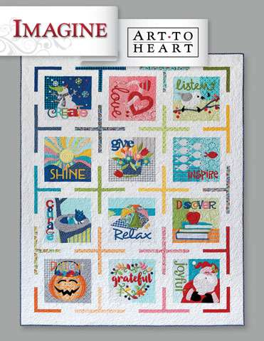 Imagine by Art to Heart (Book) preview