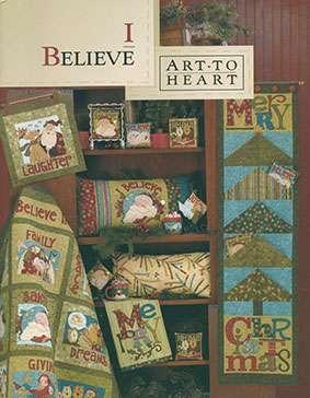 I Believe: Designs by Nancy Halvorsen (Book)