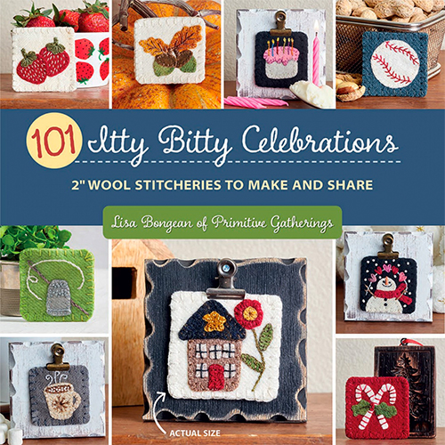 101 Itty Bitty Celebrations preview