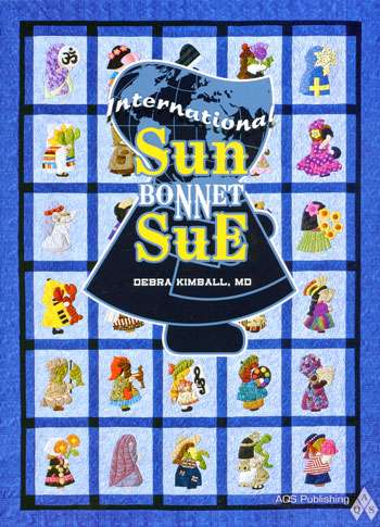 International Sun Bonnet Sue (Book)