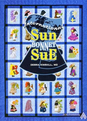 International Sun Bonnet Sue (Book) preview
