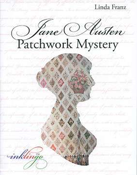 Jane Austen: Patchwork Mystery by Linda Franz (Book)