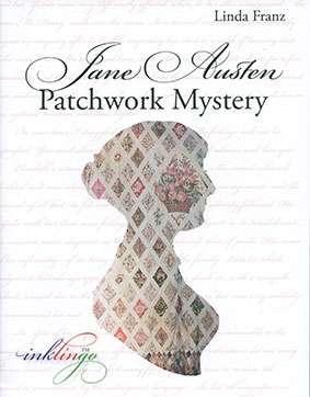 Jane Austen: Patchwork Mystery by Linda Franz (Book)