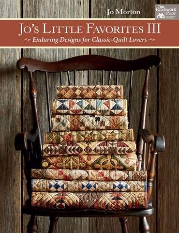 Jo's Little Favorites III (Book)