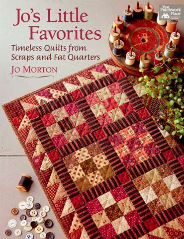 Jo's Little Favorites by Jo Morton (Book)