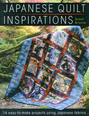 Japanese Quilt Inspirations by Susan Briscoe (Book)