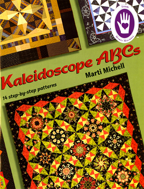 Kaleidoscope ABC's by Marti Michell (Book)