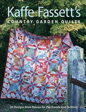 Kaffe Fassett's Country Garden Quilts (Book)