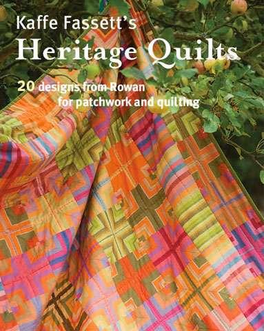 Kaffe Fassett's Heritage Quilts (Book)