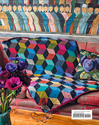 Kaffe Fassett in the Studio - Behind the scenes with a Master Colorist preview