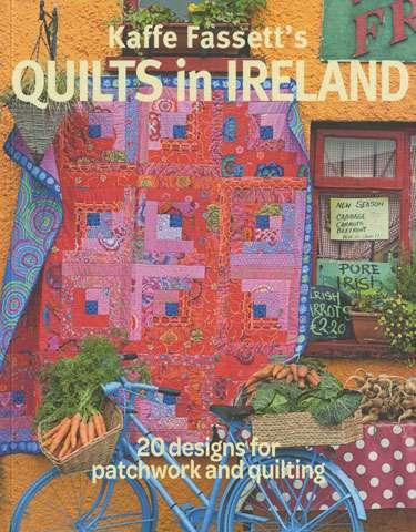 Kaffe Fassett's Quilts in Ireland (Book) preview