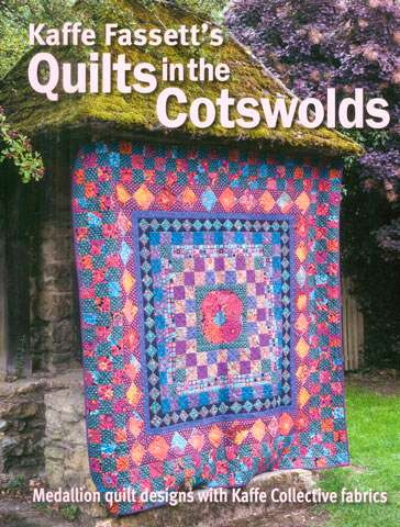 Kaffe Fassett's Quilts in the Cotswolds (Book) preview