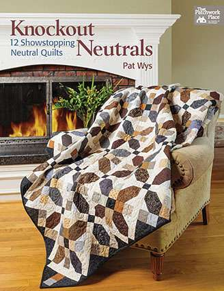 Knockout Neutrals by Pat Wys (Book)