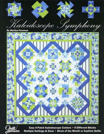 Kaleidoscope Symphony by Marilyn Foreman (Book)