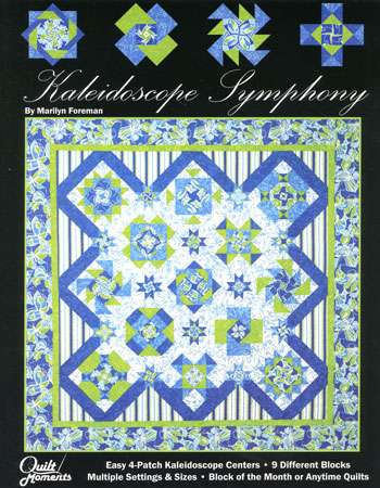 Kaleidoscope Symphony by Marilyn Foreman (Book)