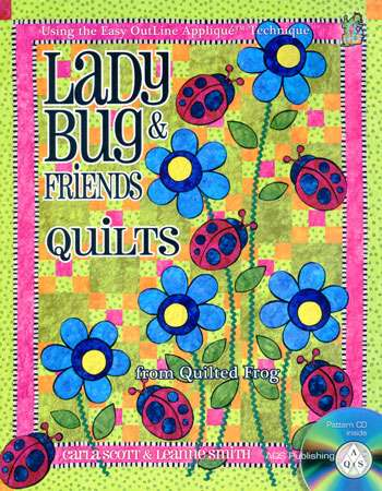 Lady Bug and Friends Quilts (Book)