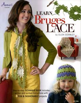 Learn Bruges Lace by Ellen Gormley (Book)