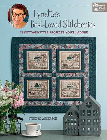 Lynette's Best-Loved Stitcheries by Lynette Anderson (Book) preview