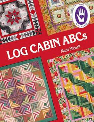 Log Cabin ABC's by Marti Michell (Book)