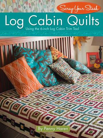 Log Cabin Quilts by Penny Haren (Book)