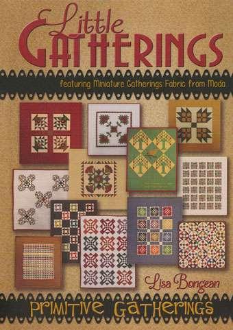 Little Gatherings by Lisa Bongean (Book SPECIAL was $44.1)