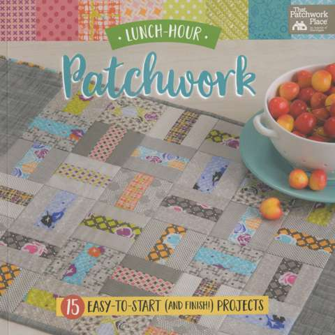 Lunch-Hour Patchwork (Book) preview
