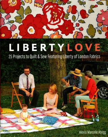 Liberty Love by Alexia Marcelle Abegg (Book)