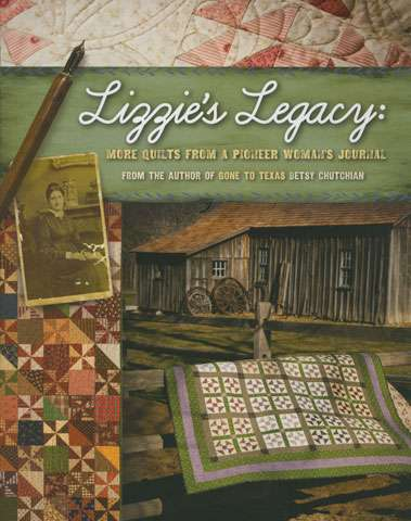 Lizzie's Legacy by Betsy Chutchian (Book)