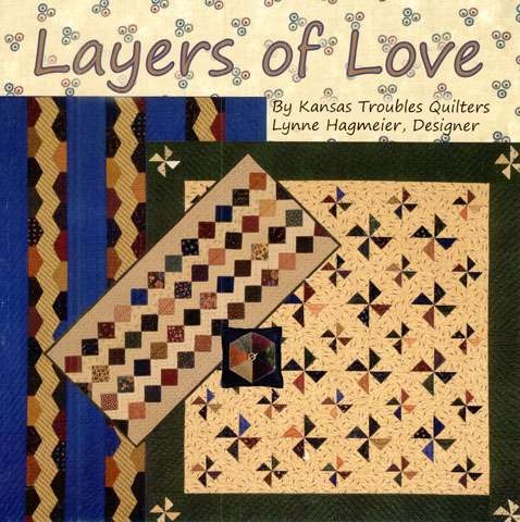 Layers of Love by Lynne Hagmeier (Book SPECIAL was $33)