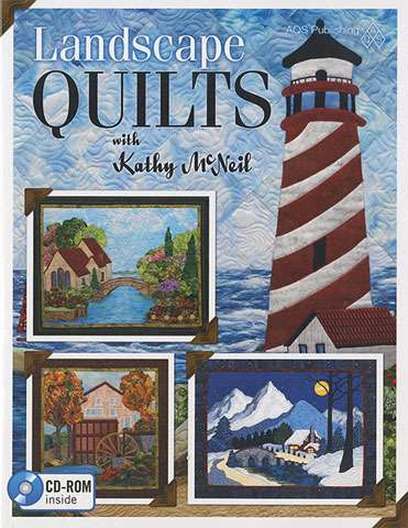 Landscape Quilts with Kathy McNeil (Book)