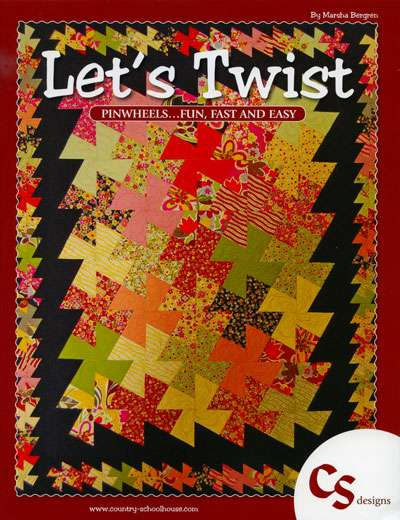 Let's Twist by Marsha Bergren (Book)