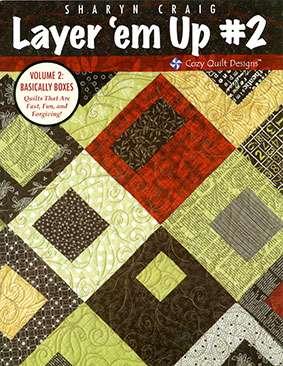 Layer 'em Up #2 by Sharyn Craig (Book)