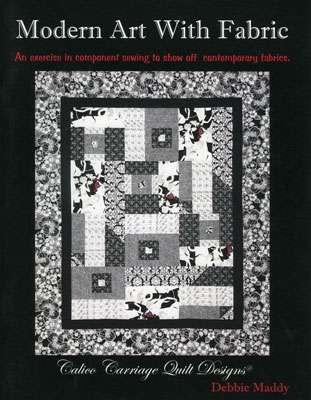 Modern Art With Fabric (Book)