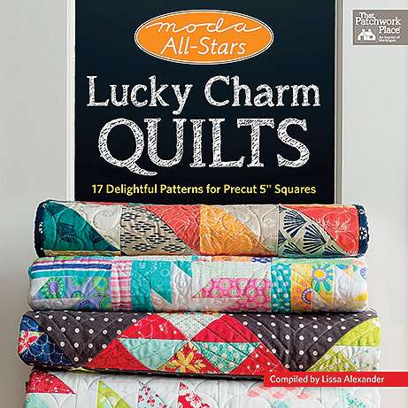 Moda All-Stars Lucky Charm Quilts (Book)