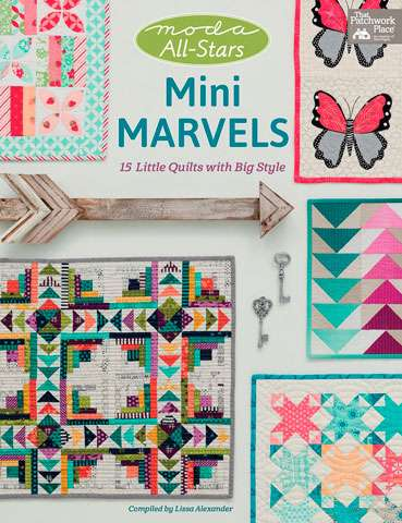 Moda All-Stars Mini Marvels (Book) preview