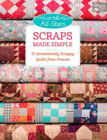 Moda All-Stars Scraps Made Simple (Book)