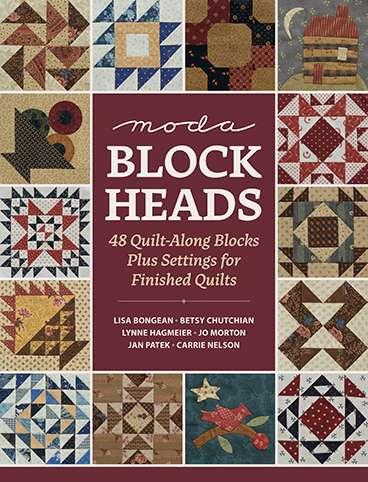 Moda Blockheads (Book) preview