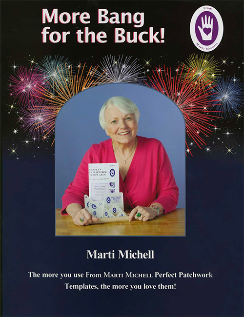 More Bang for the Buck by Marti Michell (Book) preview
