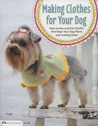 Making Clothes for Your Dog (Book)