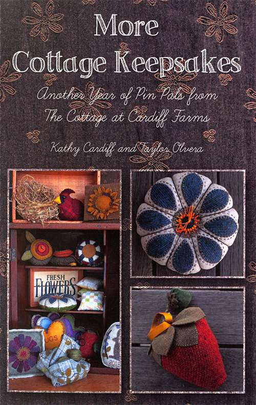 More Cottage Keepsakes - Softcover book preview
