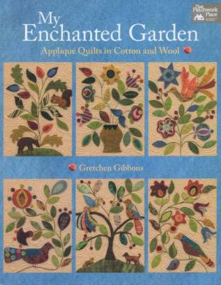 My Enchanted Garden by Gretchen Gibbons (Book)