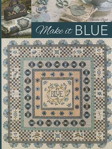 Make It Blue by Natalie Bird (Book)