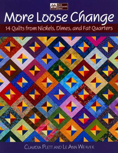 More Loose Change by Claudia Plett & Le Ann Weaver (Book)