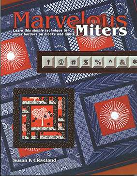 Marvelous Miters by Susan K Cleveland (Book)