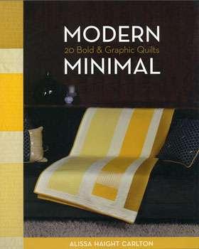 Modern Minimal by Alissa Haight Carlton (Book)