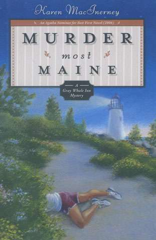 Murder Most Maine by Karen MacInerney (Book)