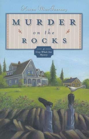 Murder on the Rocks by Karen MacInerney (Book)