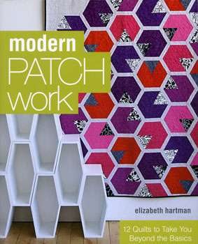 Modern Patchwork by Elizabeth Hartman (Book) preview