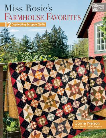 Miss Rosie's Farmhouse Favorites by Carrie Nelson (Book)