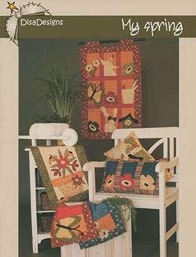 Disa Designs: My Spring (Book)